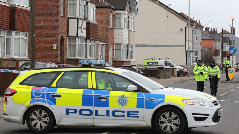 St Leonards shooting: Man charged with double murder