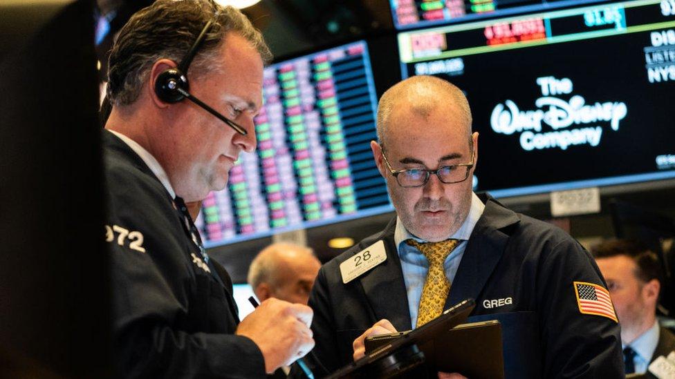تراجعت أسواق الأسهم في الأيام الأخيرة