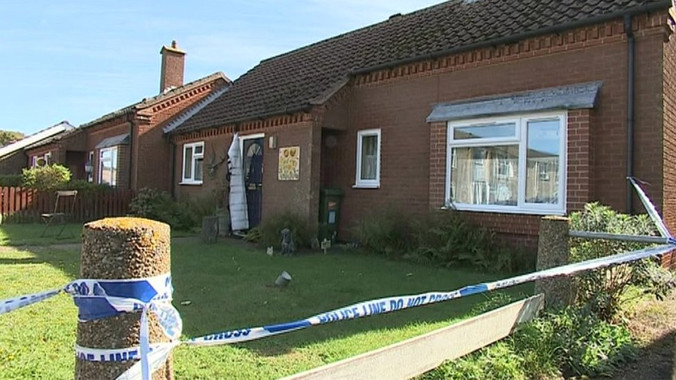 Norfolk man in 80s charged with murdering wife