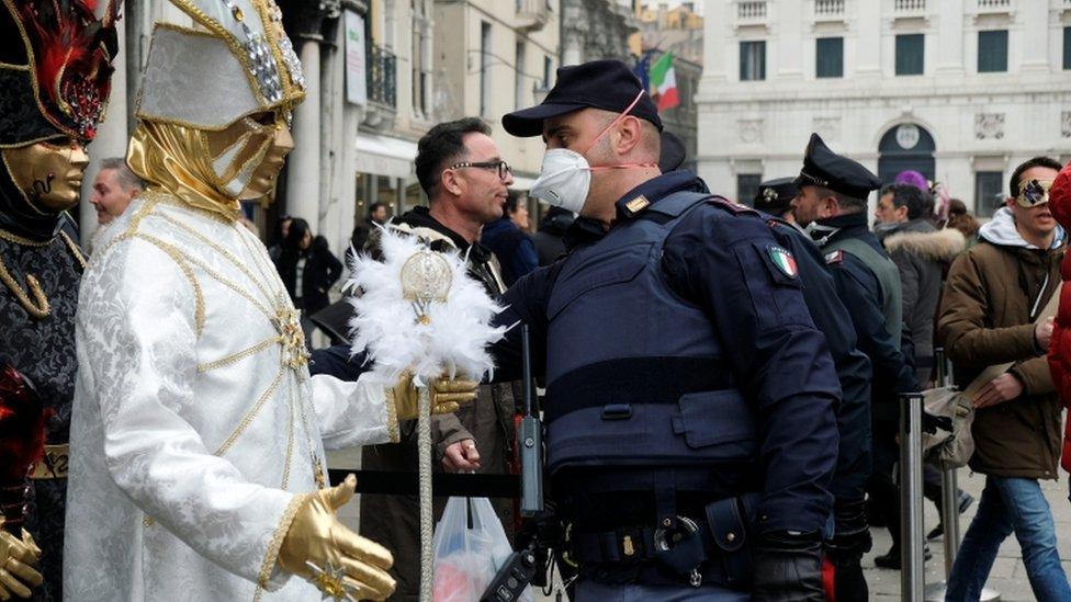 Karneval u Veneciji godišnje privuče hiljade turista u grad