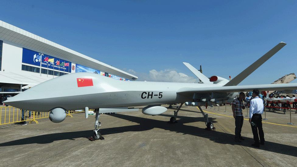 """En el pasado, los drones armados eran """"fichas"""" de reserva que las naciones más desarrolladas guardaban para cuando fueran necesarios."""