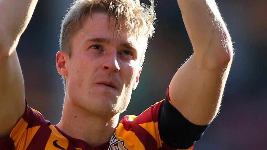 Stephen Darby 'a fighter', says Phil Parkinson after motor neurone disease diagnosis