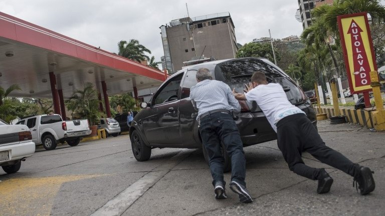 Venezuela crisis: Maduro to curb fuel subsidies