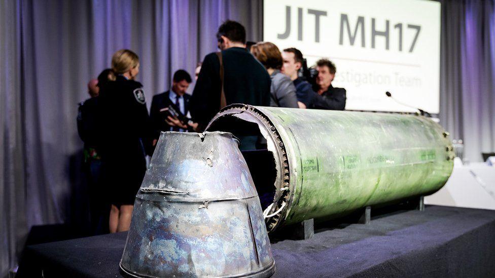 Міноборони Росії: ракета, якою збили МН-17, належала українським військовим