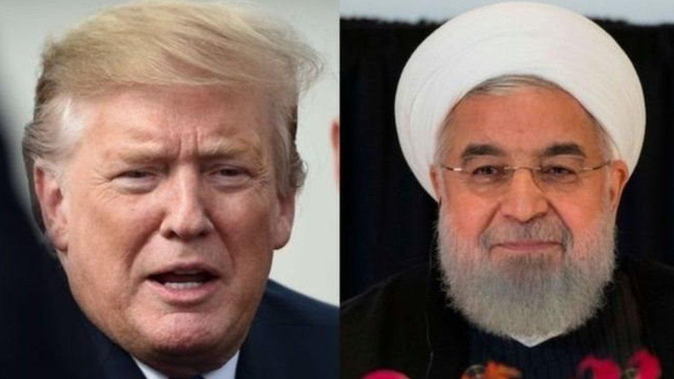 ईरान लड़ा तो उसका अंत हो जाएगाः ट्रंप