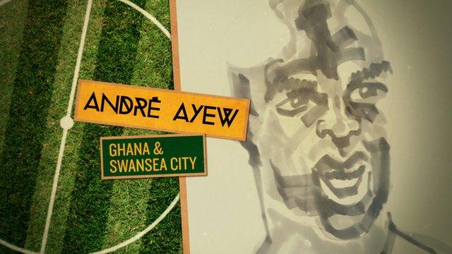 Andre Ayew