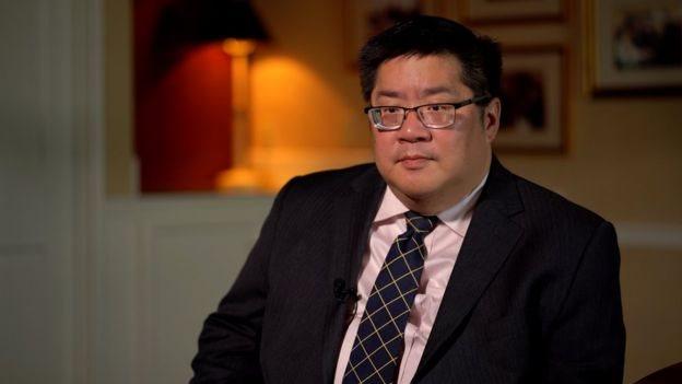 دين تشونغ يقول إن الممارسات الصينية ترقى إلى محاولة الحصول على قدرة قطع شريان التجارة العالمية