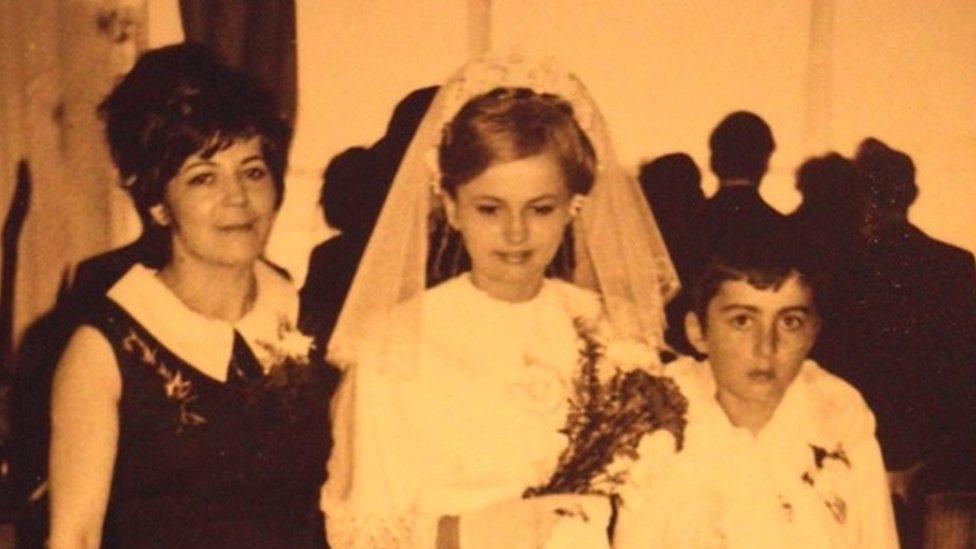 Svetlana Matić, svadba