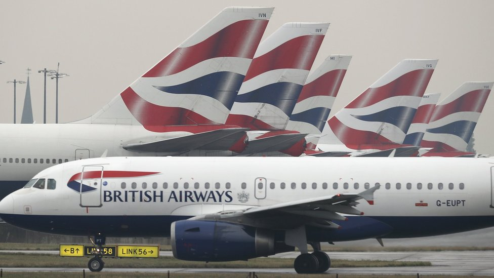 BA sorry for Heathrow IT-crash delays and cancellations