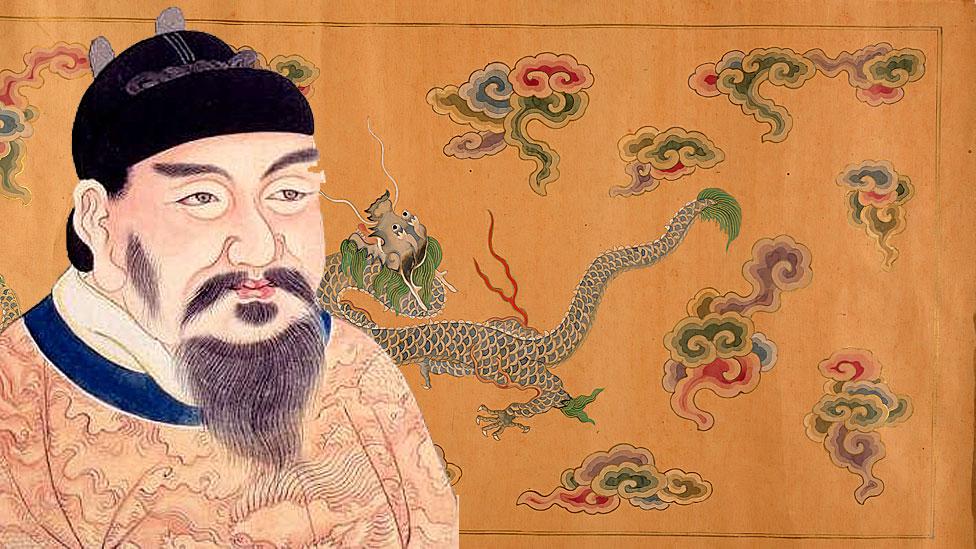 Emperador Gaozong
