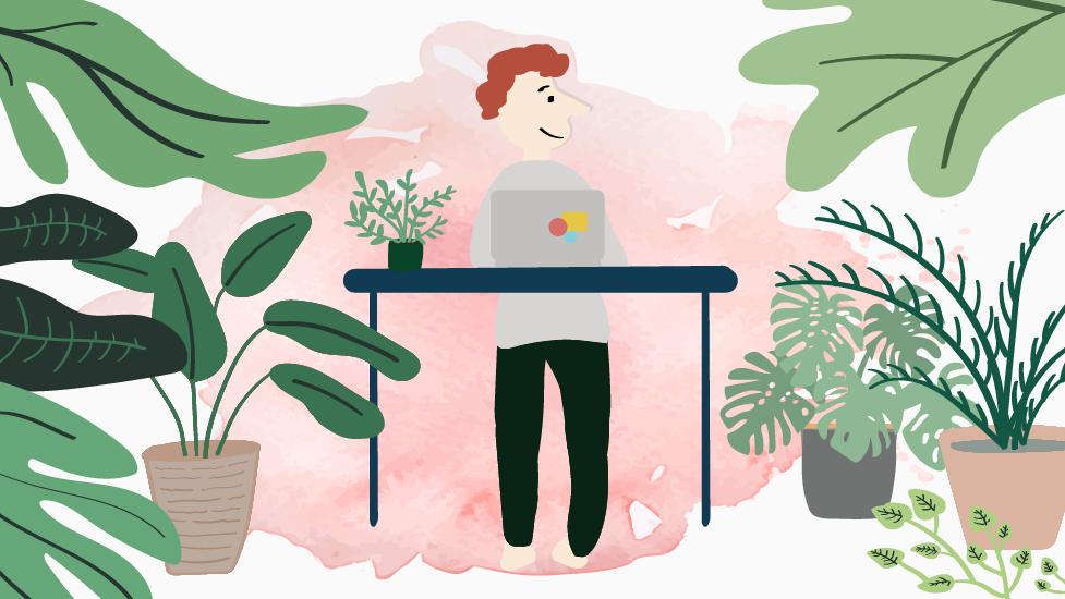 Covid-19: como ser mais feliz durante o home office