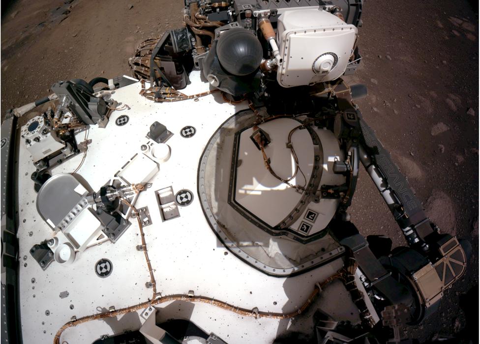 Rover deck
