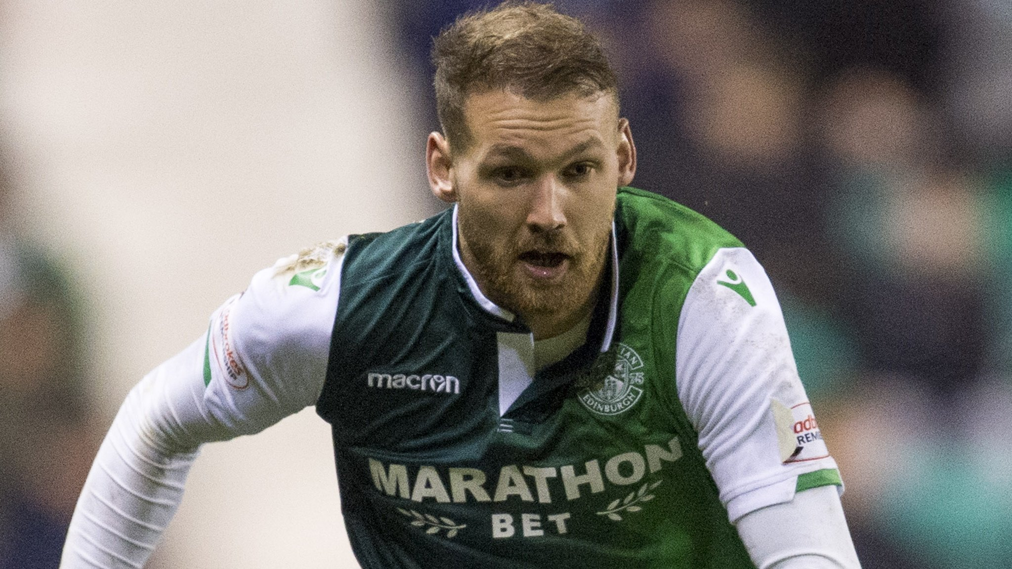 Martin Boyle: Hibs winger likely to miss rest of the season
