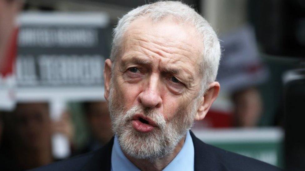Lider Laburista Džeremi Korbin razgovarao je sa liderima drugih parlamentarnih stranaka