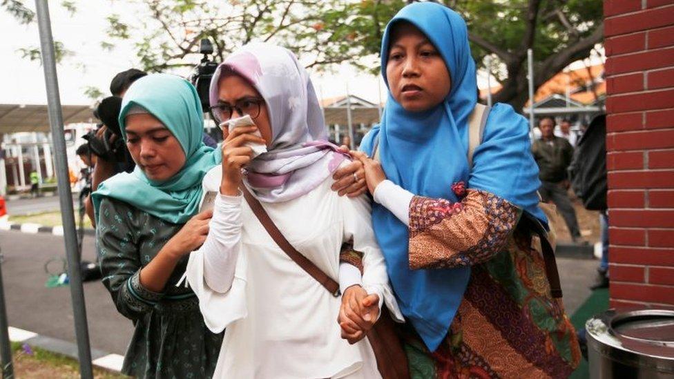 Džakarta, rođaci na aerodromu čekaju vesti