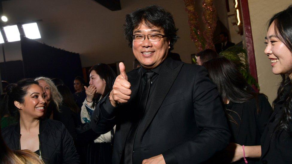 Bong Joon Ho revela un futuro prometedor para Parasite