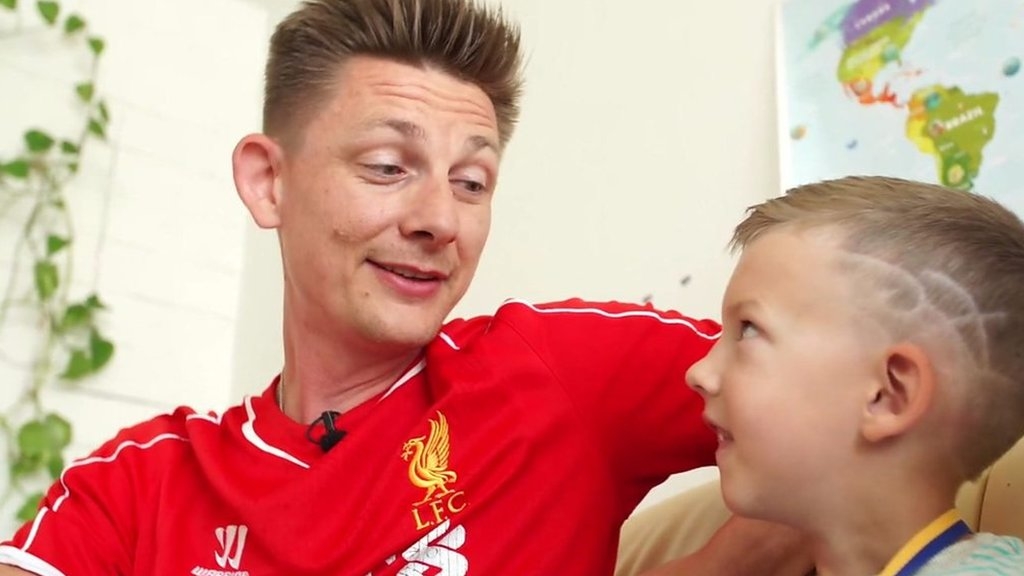 Kiev Liverpool fan opens home ahead of Champions League final