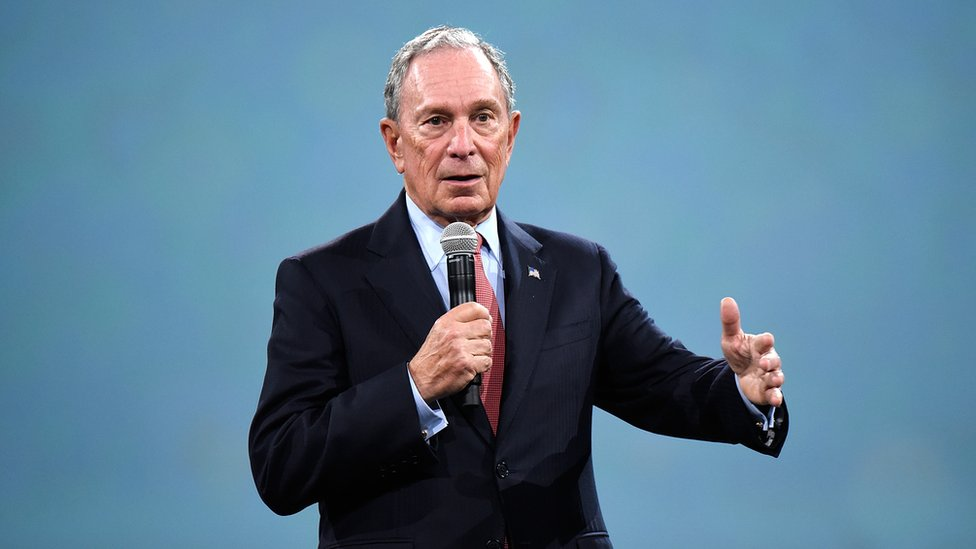 : Michael Bloomberg