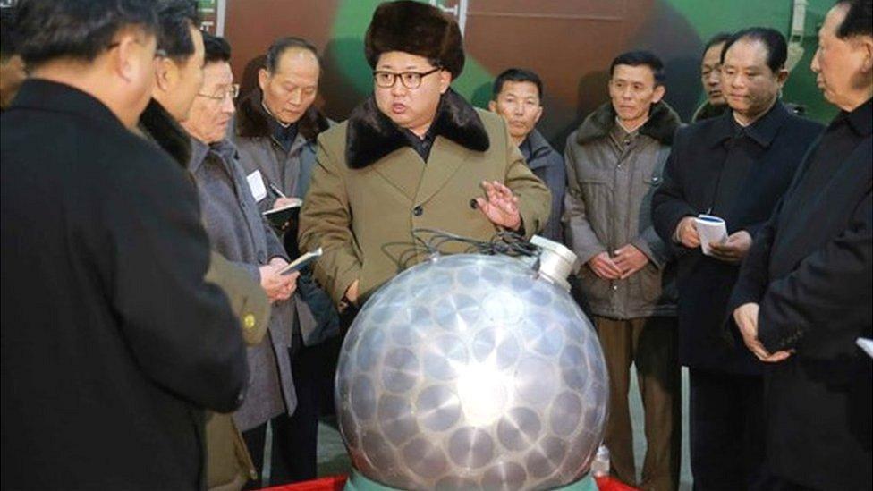 ¿Por qué la última prueba nuclear de Corea del Norte sigue produciendo temblores tres meses después?