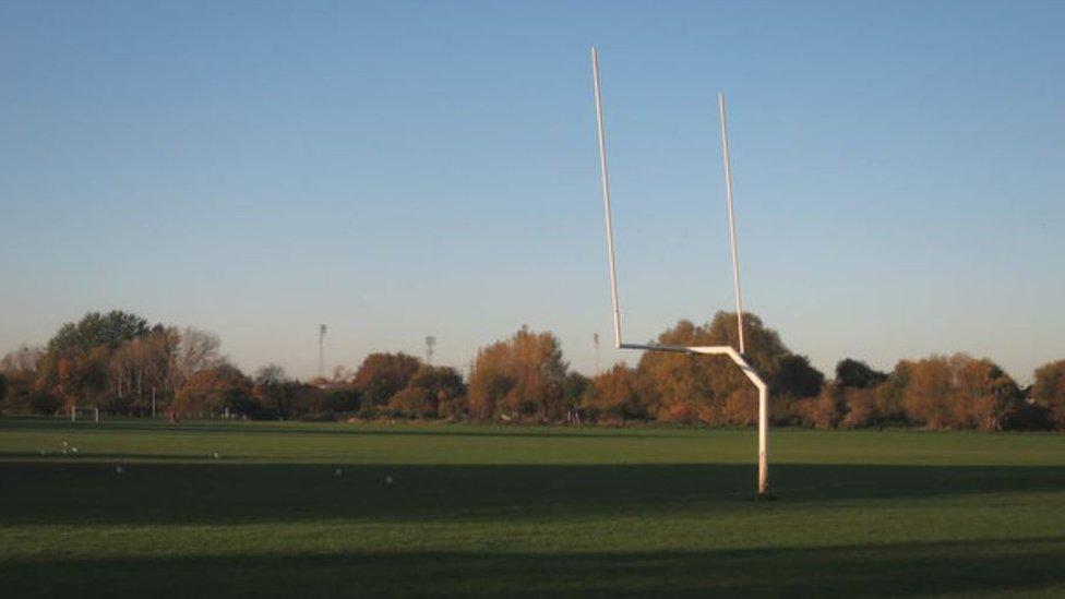 Cambridgeshire Cats American football player dies in practice