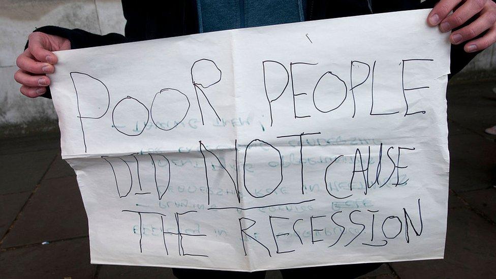 """""""Resesyonun nedeni fakirler değil"""""""