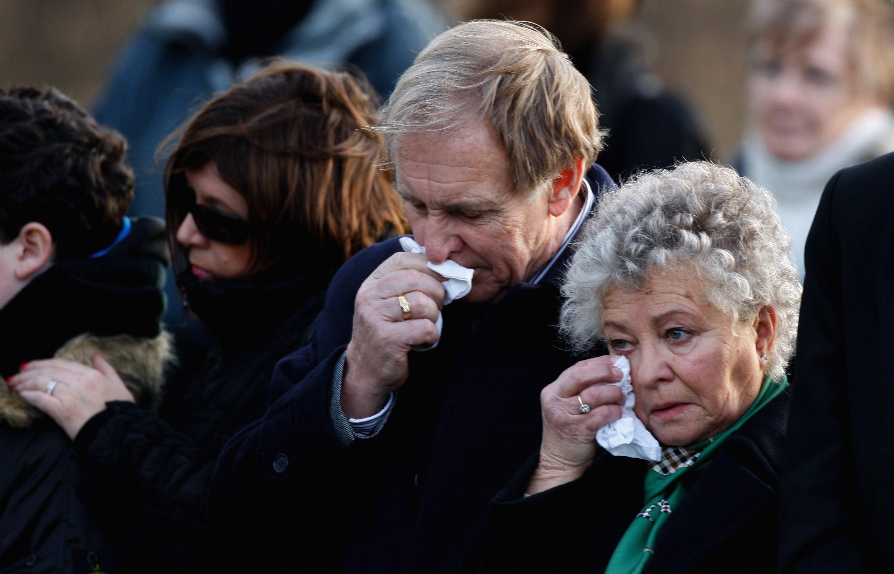 الذكرى العشرين لمقتل 270 إثر انفجار طائرة ركاب في سماء لوكربي في أسكتلندا في المملكة المتحدة 21 ديسبمر/كانون الأول 2008