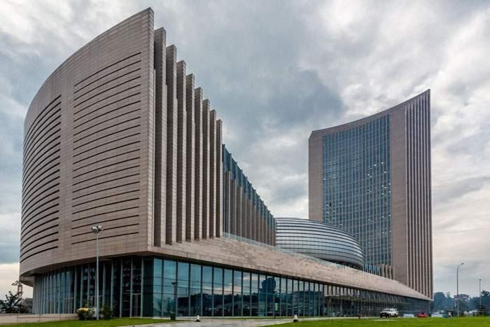 Markas Uni Afrika di Addis Ababa