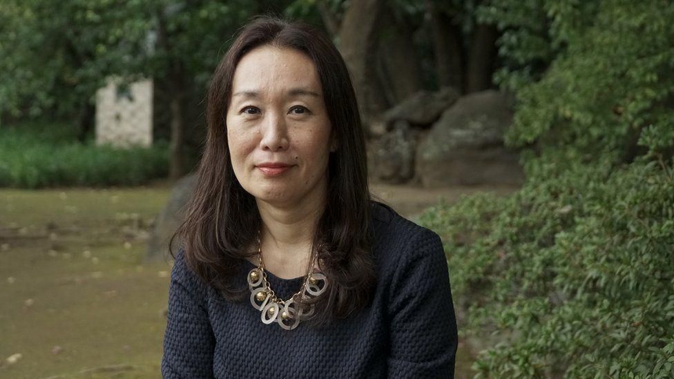 上田美智子教授認為新冠大流行期間,日本女性的自殺趨勢「不同尋常「。