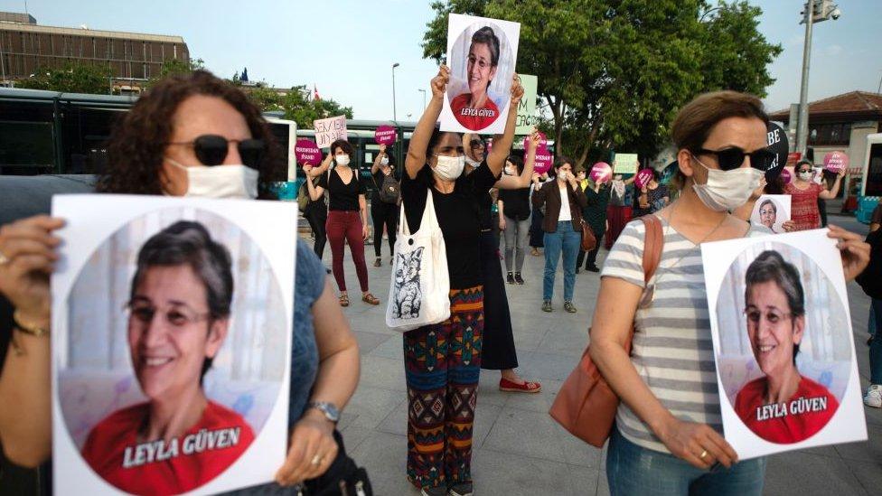 Leyla Güven: Turkey sentences Kurdish politician to 22 years in prison thumbnail