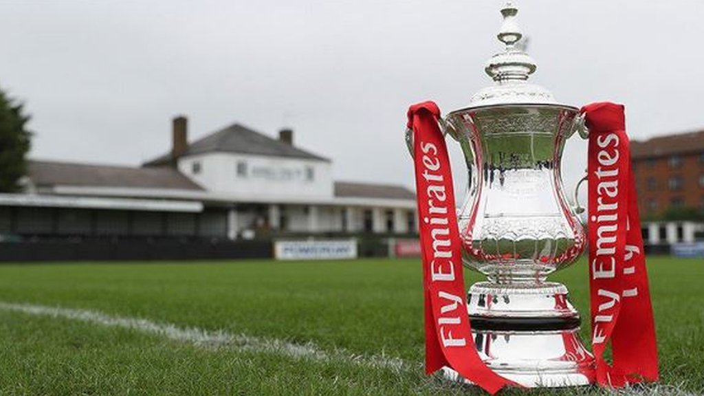 FA Cup: BBC to show Lymington Town v Torquay United in second qualifying round