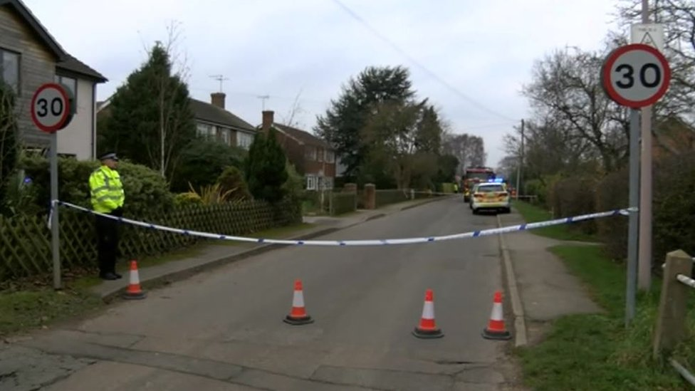 Collingham fire: Boy, 5, is third family member to die
