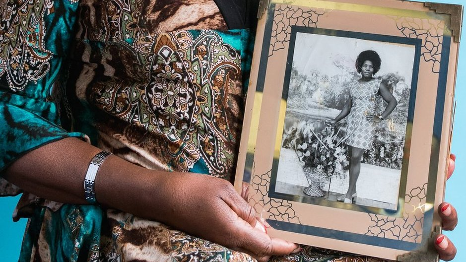 Windrush women: Then and now in pictures