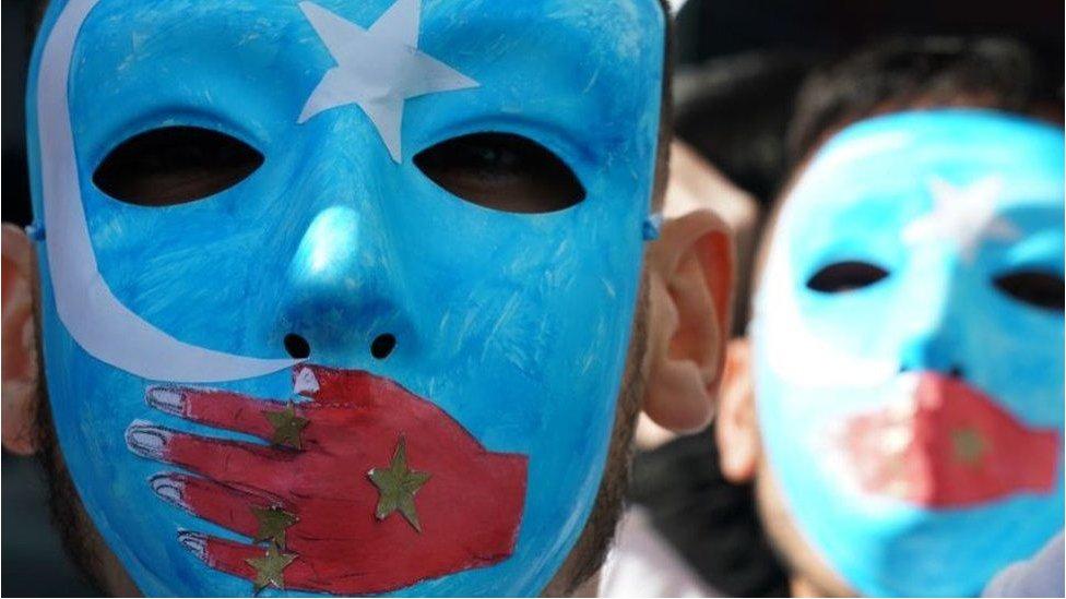 非洲國家沒有加入譴責中國在新疆、香港及西藏侵犯人權行為的聯合聲明。