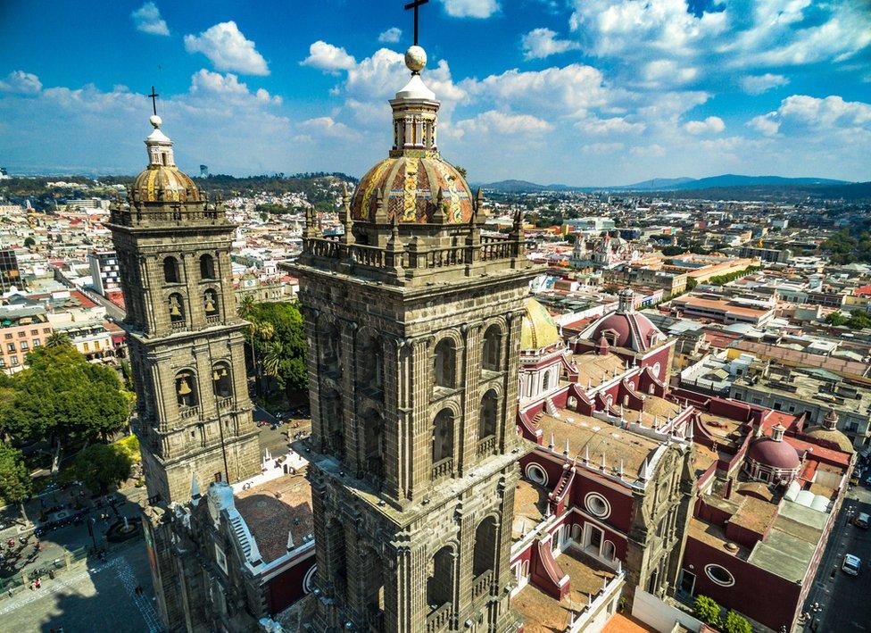 Puebla, México.