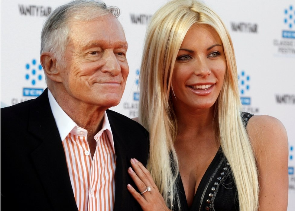 Hugh Hefner Playboy Magazine Founder Dies Aged 91 Bbc News
