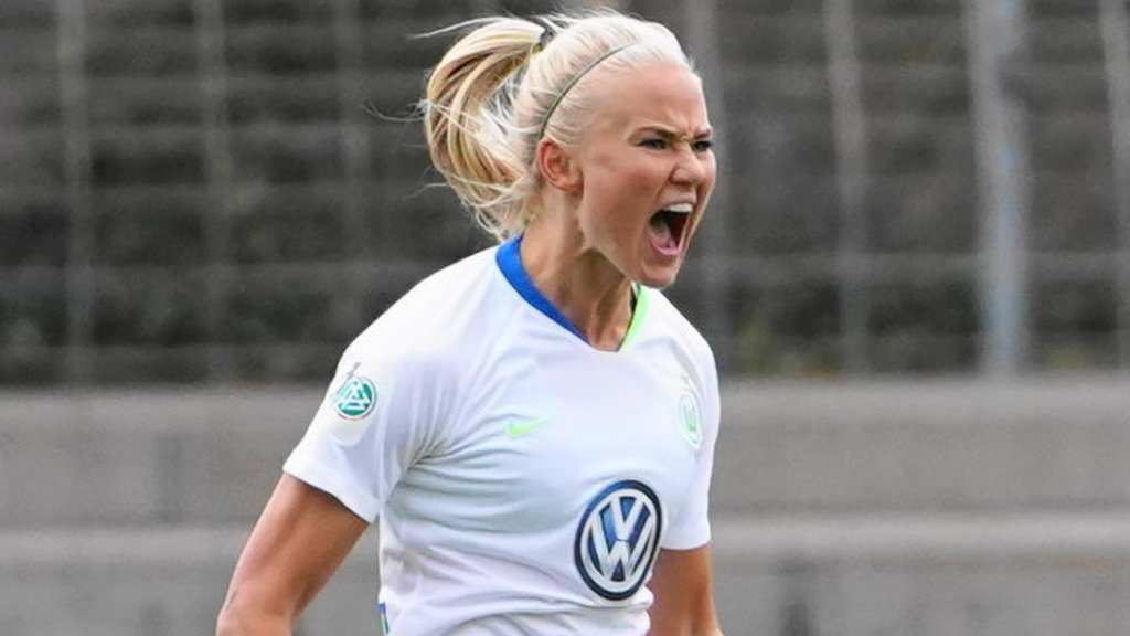 BBC Women's Footballer of the Year 2019: Pernille Harder profile