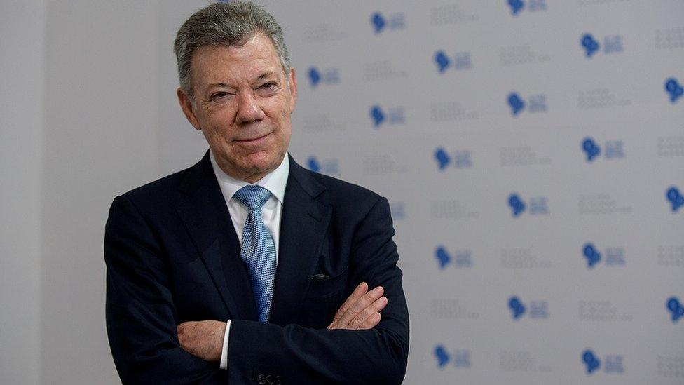 Експрезидент Колумбії: поради, які Україна може використати для миру