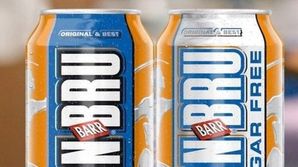 Irn Bru to change recipe