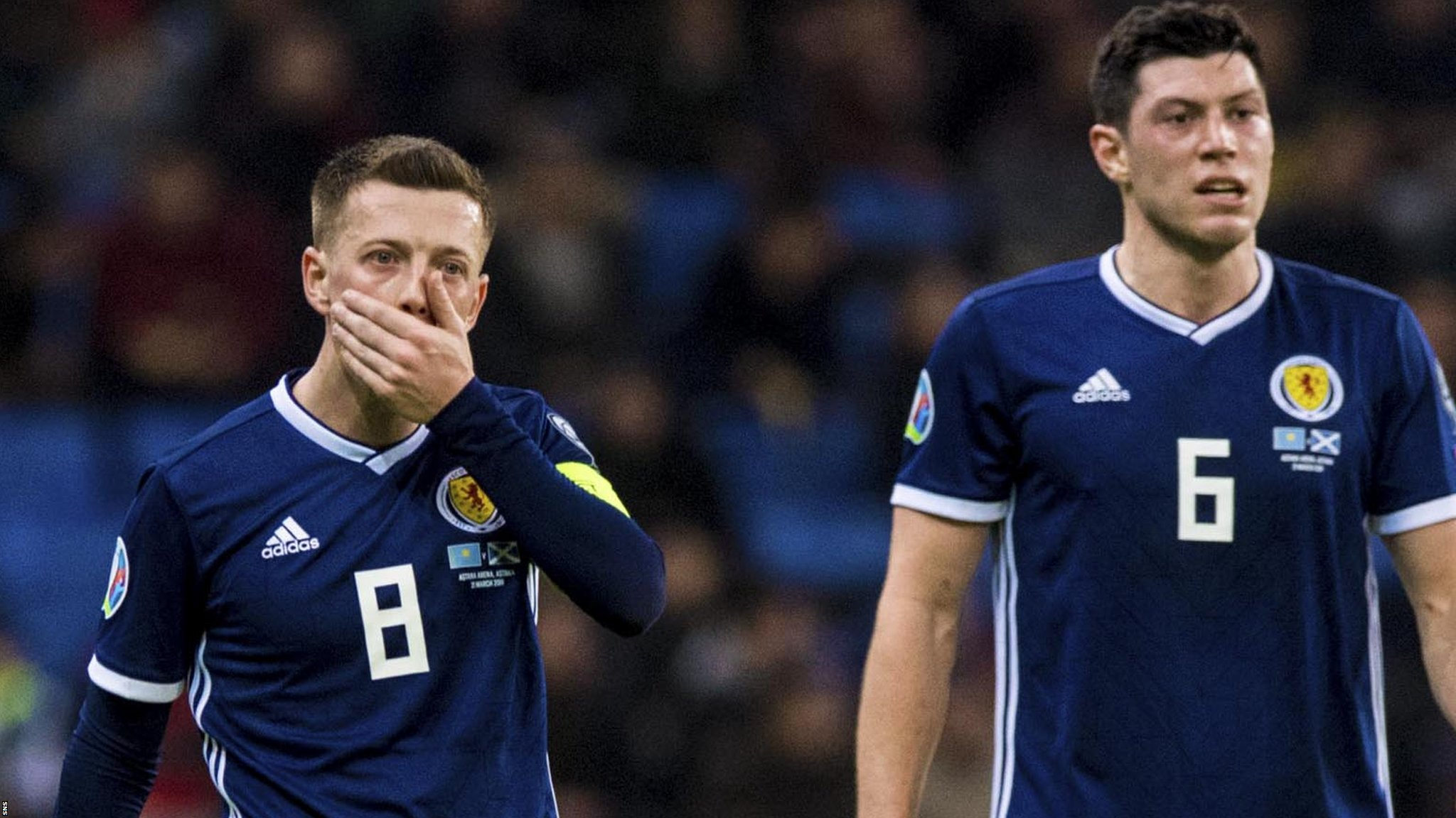 San Marino v Scotland: Another slip-up would be unthinkable for Alex McLeish
