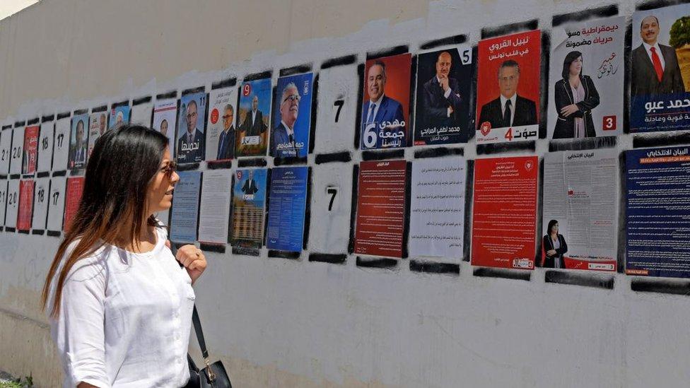 استعدادات للانتخابات في تونس