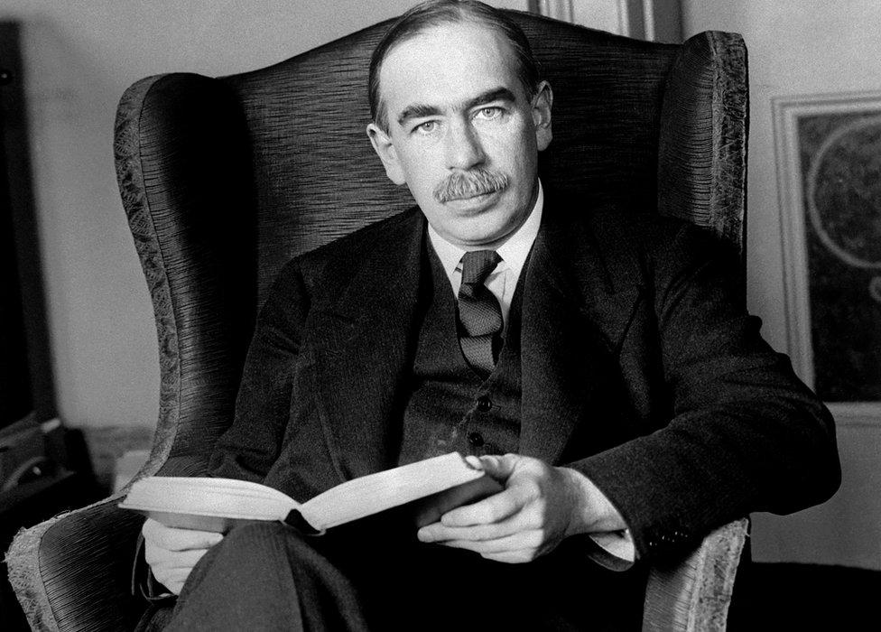 Mayard Keynes