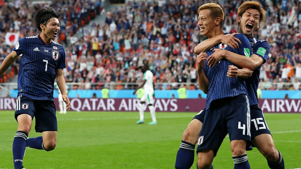 World Cup 2018: Japan substitute Keisuke Honda bags equaliser against Senegal