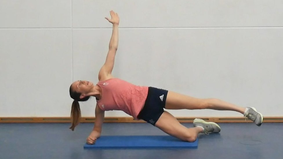 Workout Wednesday: Try Team GB pentathlete Sam Murray's 15-minute routine