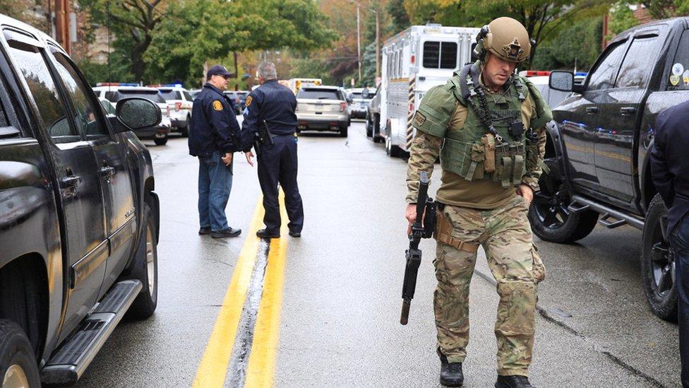 Penembakan Sinagoge Pittsburgh, Trump Serukan Hukuman Mati