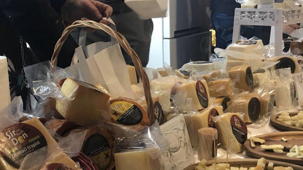 Festival sira u Domu omladine