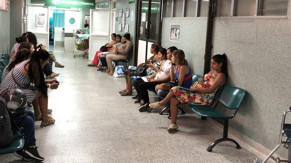 El hospital público Erasmo Meoz trabaja al tope de su capacidad.