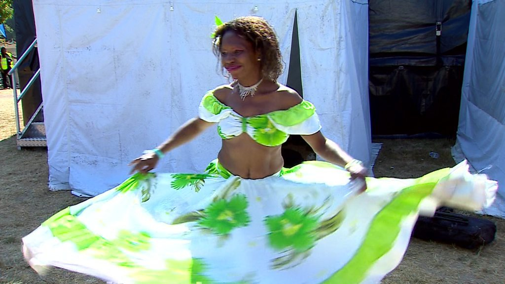 Mauritian festival brings island sights and sounds to UK