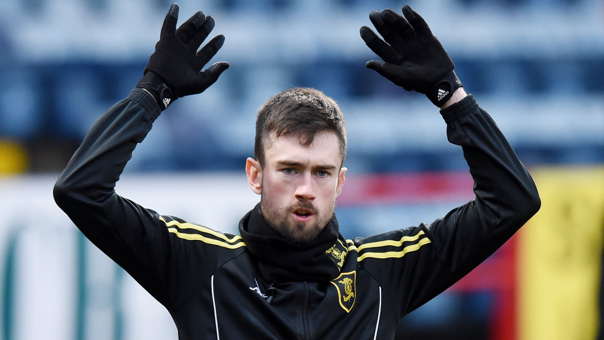 Ryan Hardie: Rangers forward signs new deal and returns to Livingston on loan