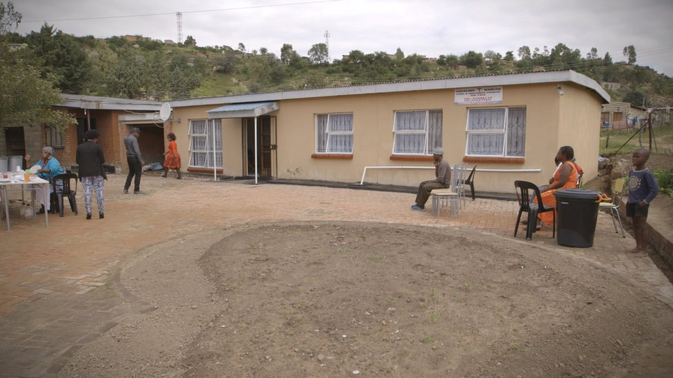 Clinig Lesotho