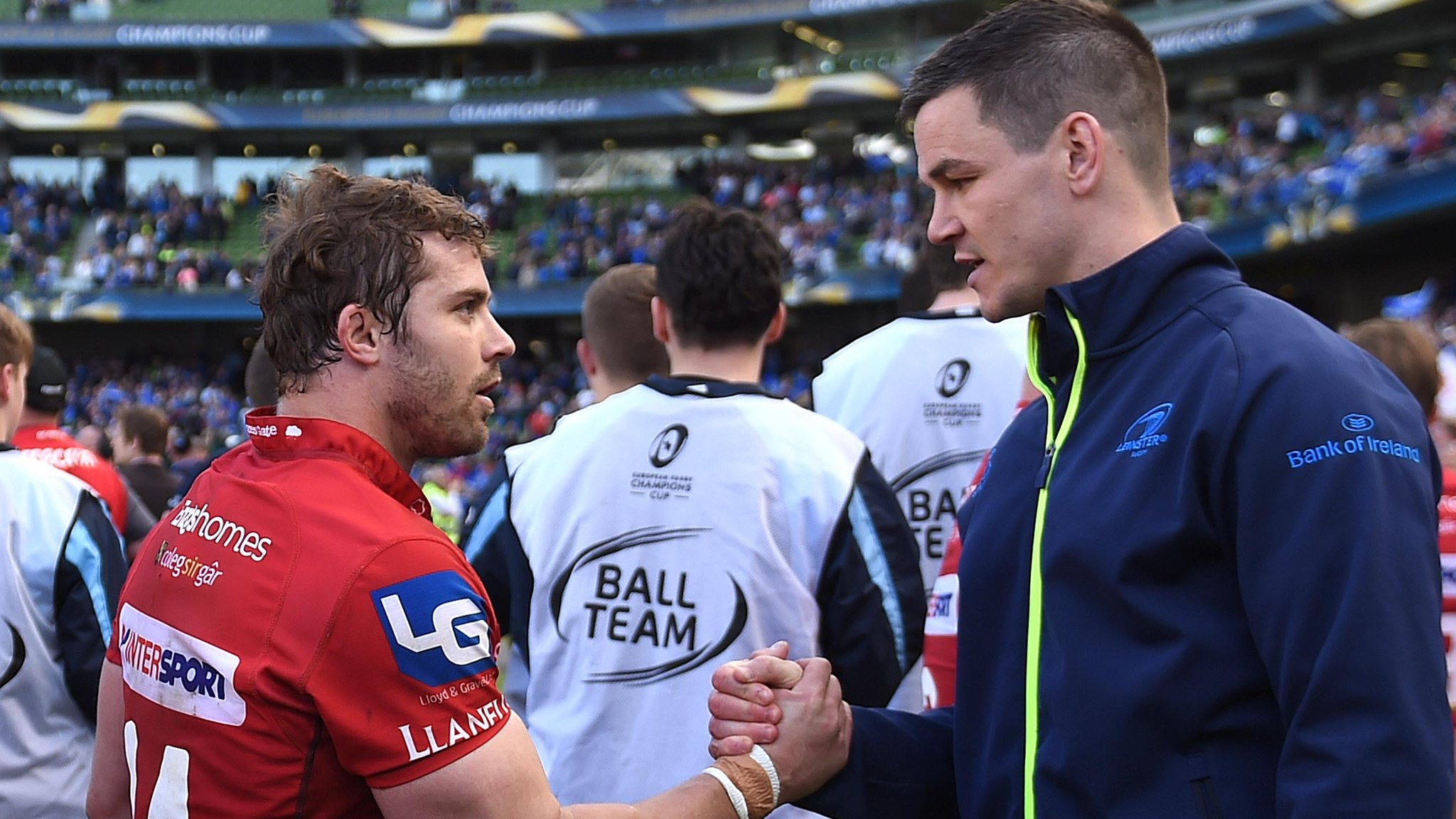 Sexton and Halfpenny return for Pro14 final